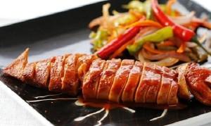Mực nướng kiểu Thái lạ và ngon miệng